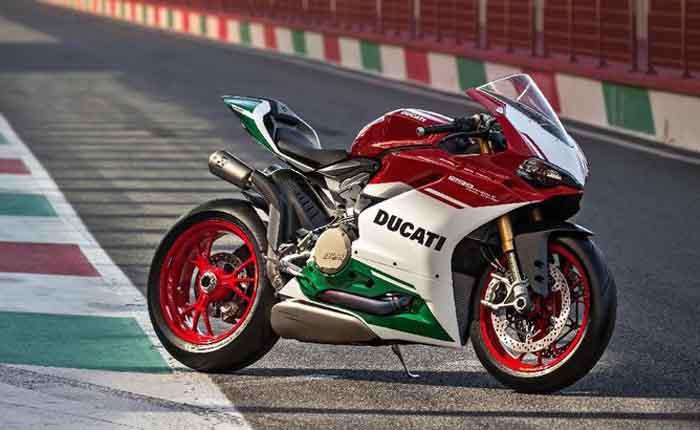 Ducati Rilis Panigale Terbaru di Sirkuit Laguna Seca