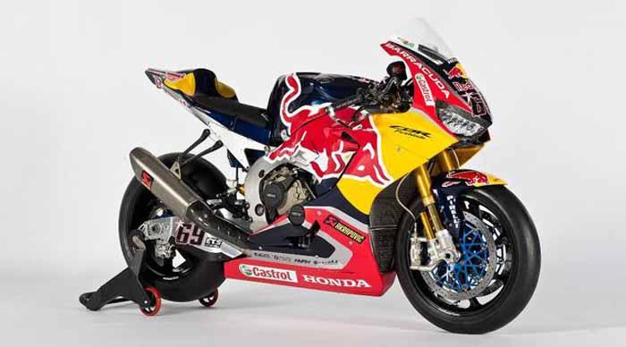 Keren! Honda Siapkan Fireblade 1000RR Untuk Balap Ketahanan Suzuka 8 Hours