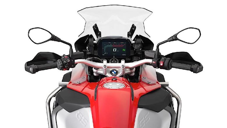 BMW Motorrad Upgrade System Navigasi Terbaru, Lebih Canggih Mudah Dioprasikan