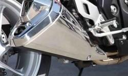Tiga Peran Vital Knalpot Pada Sepeda Motor