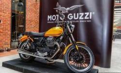 Moto Guzzi Rilis Motor Baru, Harga Cuma 73.900 Ringgit