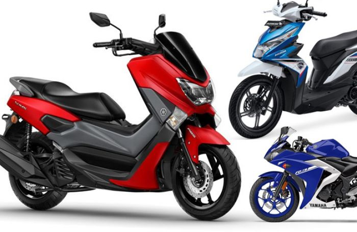 Daftar Motor-Motor Terlaris Rakitan Indonesia di Eropa, Ada Yamaha Nmax loh..