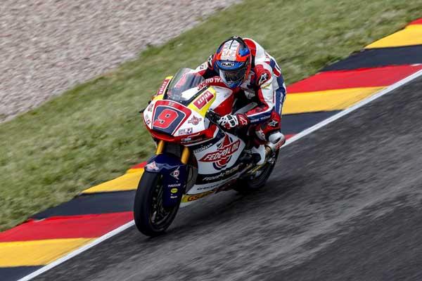 Navarro Tetap Optimis dengan Hasil Akhir Kualifikasi