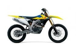 Suzuki Siapkan RM-Z450 Versi Terbaru, Lebih Ringan 100g