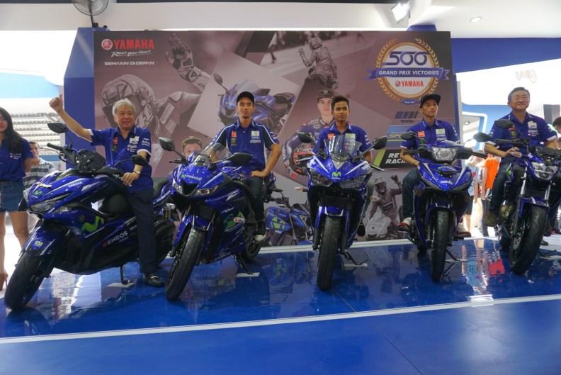 Harga Motor-Motor Baru Yamaha Berbaju MotoGP