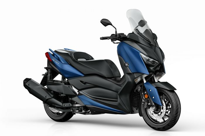 Yamaha XMAX 400 Terbaru Siap Rilis di Eropa