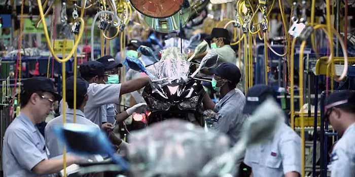 Yamaha Siapkan Pabrik 'Moge' di Indonesia