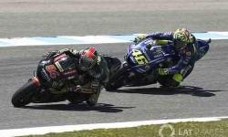 Valentino Rossi Tidak Khawatir Dikalahkan Duo Yamaha Tech 3