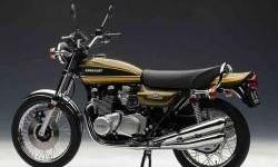 Nostalgia! Kawasaki Mau Membangkitkan Z900 Versi Klasik