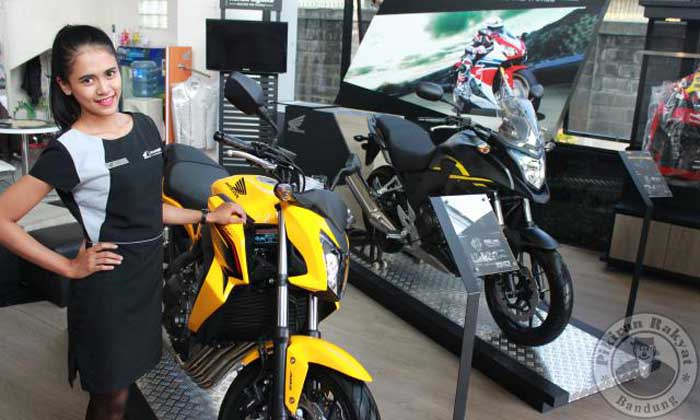 Cek Harga Big Bike Honda di Jawa Barat yuk!