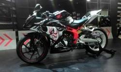 GIIAS 2017 : Honda Indonesia Resmi Merilis All New Honda CBR250RR Limited Edition, Keren!