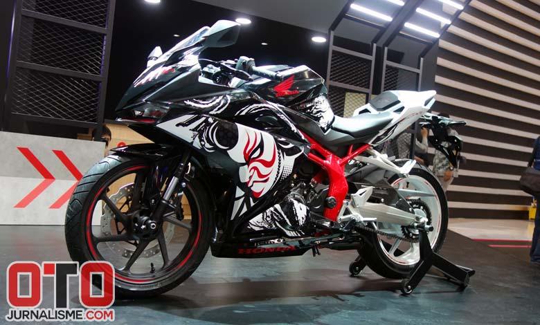 Honda CBR Ini Hanya ada 100 di Dunia, Minat?