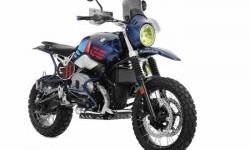 Keren,  BMW R Nine T Full Aksesoria Adventure