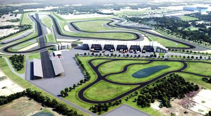 Keren! Thailand Resmi Jadi Tuan Rumah MotoGP 2018