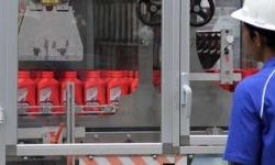 Kapasitas Pabrik Oli Cilegon Capai 100 Juta Liter