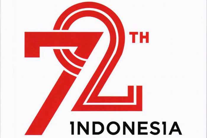 Inilah Arti Makna Desain Logo HUT RI ke-72