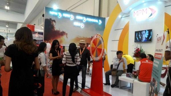 MPM Group dan MPM Lubricants Buka Enam Booth di GIIAS 2017