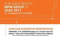 Hello! MPM Group dan MPM Lubricants Sapa Pengunjung di GIIAS 2017