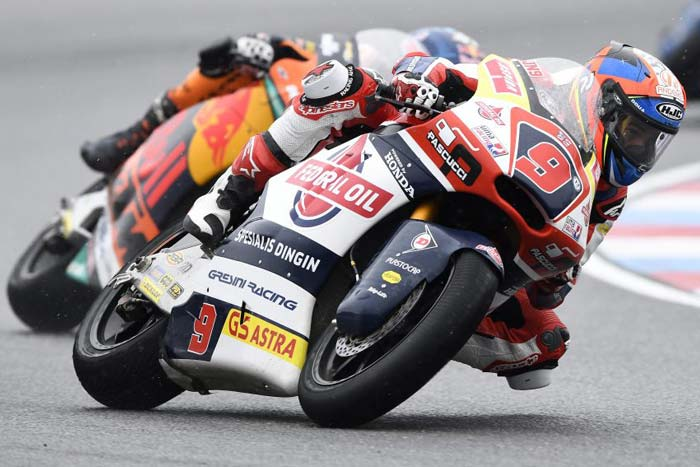 Selalu Finish 10 Besar, Pebalap Tim Federal Oil Gresini Racing Makin 'Pede'