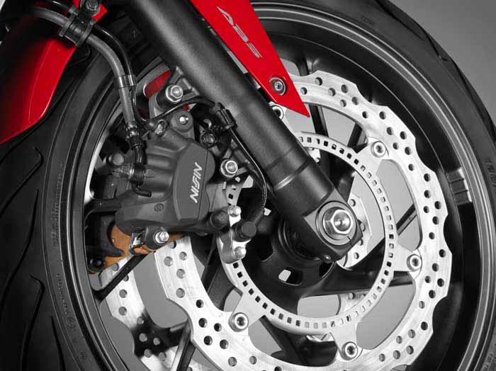 4 Komponen Ini Mendukung Keawetan Rem Cakram Sepeda Motor