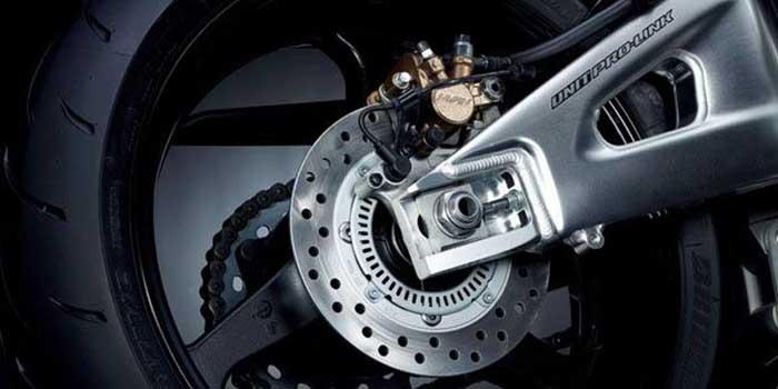 Honda Patenkan Teknologi Rem Masa depan