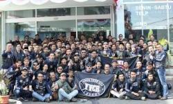 Satu Dekade Yamaha Vixion Club Bandung, Dihadiri Ribuan Member Komunitas