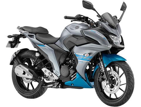 Yamaha Rilis Fazer 25, Lebih Sporti Tanpa Baju
