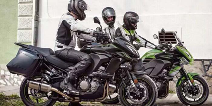 Kawasaki Siapkan Versys Dengan Tampilan Terbaru, Produksi 2018