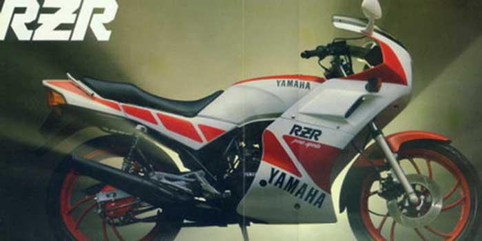 Ini dia Motor Fairing Pertama Yamaha di indonesia