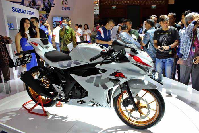 Intip Harga Terakhir Suzuki GSX-R150, Bulan Depan Naik