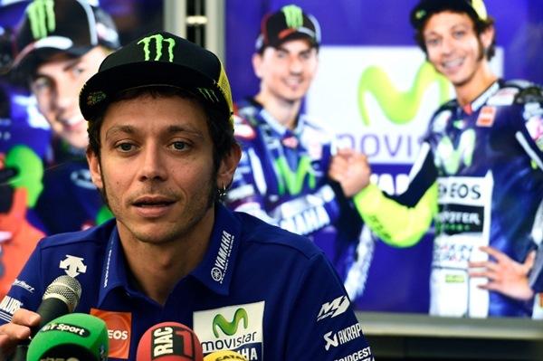 Valentino Rossi is Back, Keputusan Balap ada di Tangan Medis