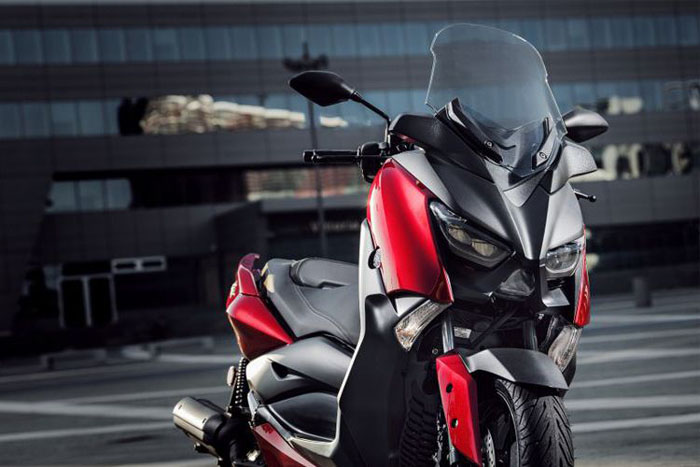 Yamaha XMAX Hadir Dalam Mesin Kecil, Siap Rilis di Eropa