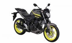 Desain Grafis Baru Yamaha MT-25, Keren! Ada Efek 'Glow in the Dark'