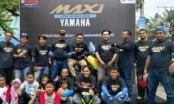 Maxi Yamaha Day Sambangi Palembang