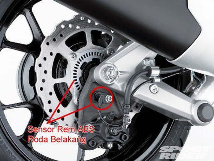 Enggak Semua Motor Bisa Dipasang ABS, Bisa Malah Percuma, Begini Penjelasannya