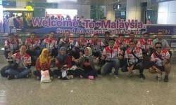 Federal Oil Berangkatkan 180 Orang ke Malaysia, Dukung Tim Balap Federal Oil Gresini Moto2
