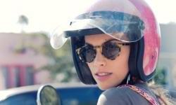 Poin-poin Penting Dalam Memilih Helm, Khusus Wanita