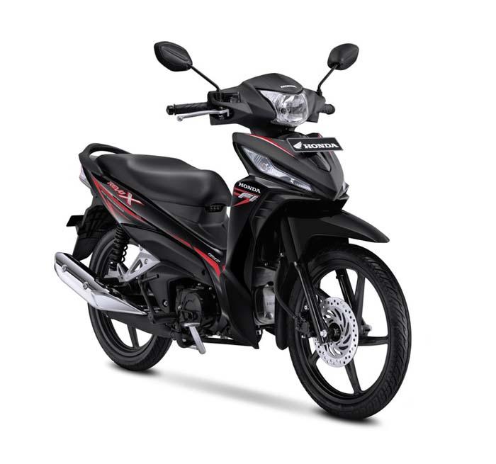 Honda New Revo X Alami Pembaruan, Lebih Segar, Makin Sporty