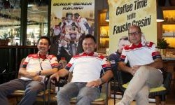 Coffee Time With Fausto Gresini, Berbincang Santai Soal Balapan Tingkat Dunia