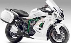 Cool..! Layaknya Ninja H2, Kawasaki Sedang Menyiapkan Motor Super Charged Terbaru