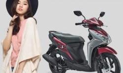 Generasi Terbaru Yamaha Mio, Tapak Lebar, Kapasitas Mesin Naik
