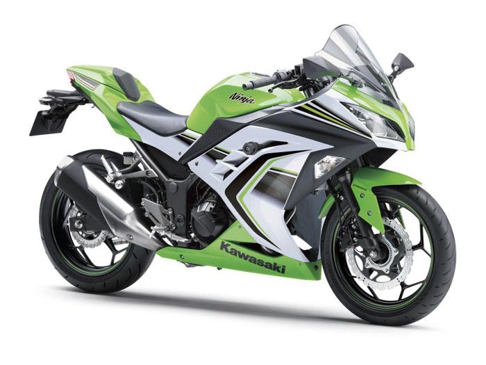 Ragam Type Kawasaki Ninja 4 Tak yang Beredar di Indonesia