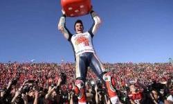 Marc Marquez Resmi Jadi Juara Dunia MotoGP 2017