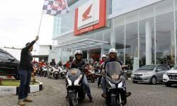 PCX Fun Rally Sambangi Jogjakarta, Makin Seru Libatkan Konsumen dan Komunitas