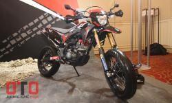 Honda Pertimbangkan Jual Aksesoris Modifikasi CRF150L