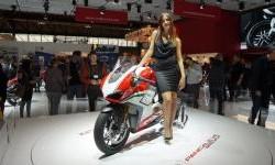 Ducati MotoGP Versi Jalan Raya Sudah Diproduksi Masal, Keren ihh...