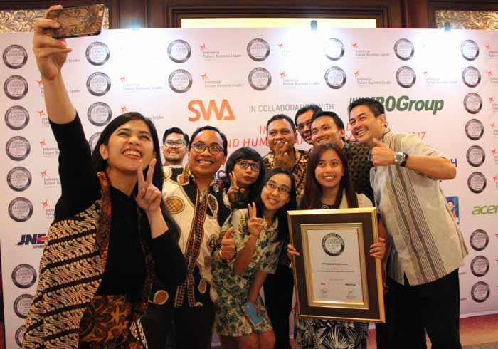 Federal Karyatama Raih Indonesia Best Company in Creating Leaders 2017