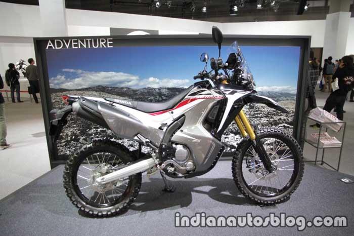 Honda Rilis CRF Berwarna Putih, Lebih Futuristik dengan aksen Silver