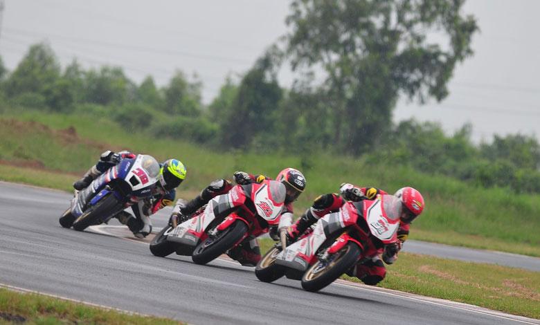Pakai Honda CBR250RR, Gerry Salim Siap Rebut Gelar Juara Asia ARRC
