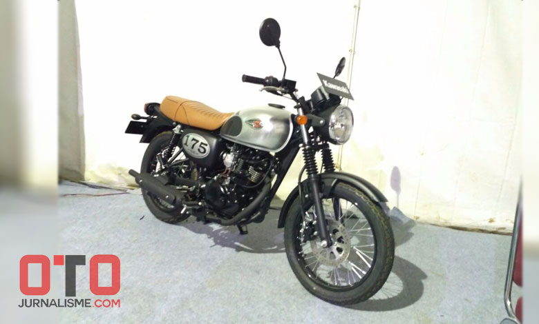 Ternyata Ini Alasan Kawasaki W175  Masih Mengunakan Karburator